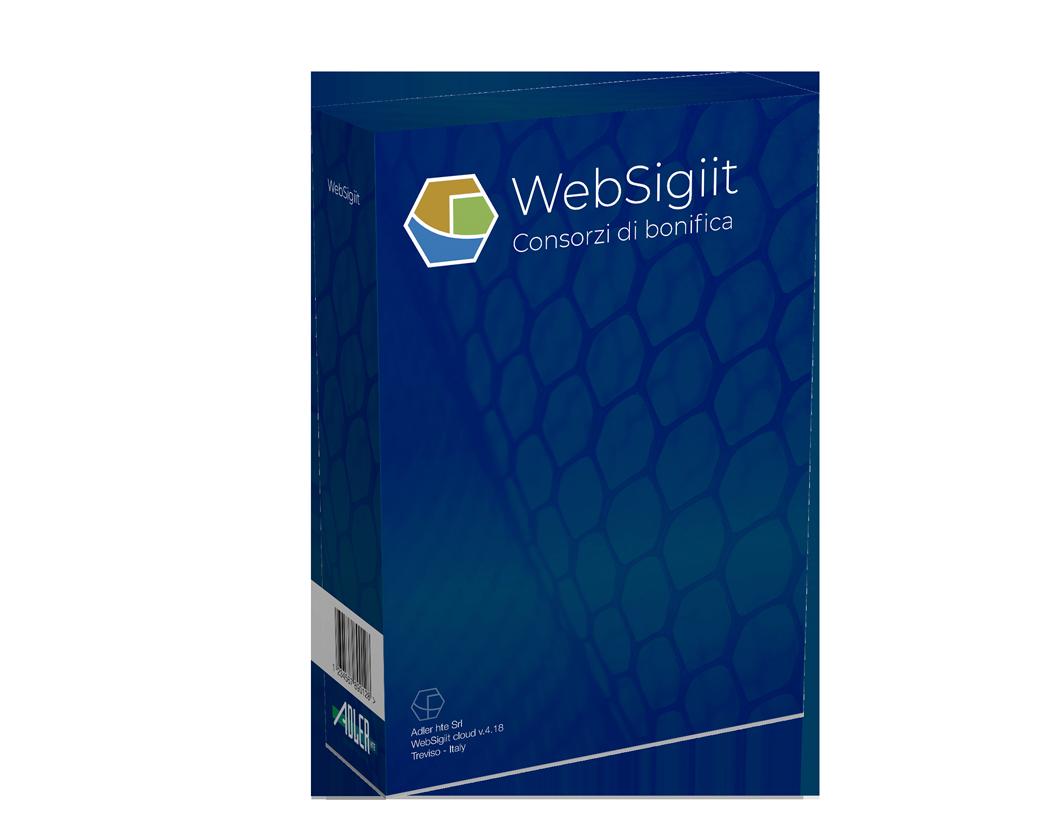 Software gestionale per Consorzi di Bonifica e Utility - WebSigiit